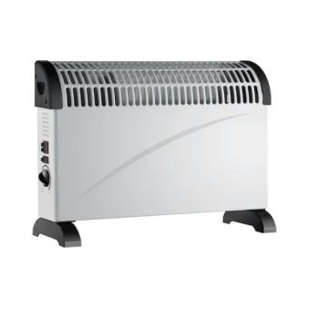 Convector Electric Turbo cu Functie de Aeroterma, 2000W, Blade, Alb