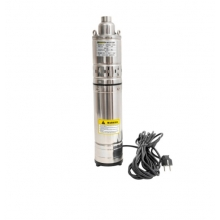 Pompa Apa cu Snec 1.5KW, 40 L/min, 190m, Gospodarul Profesionist 4QGD-1500W, Fara Flotor