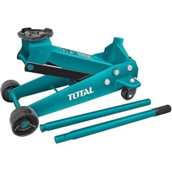 Cric hidraulic auto de podea crocodil 3 Tone Industrial Total