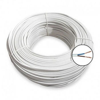 Cablu Electric Flexibil Plat, MYYUP (Cupru Litat), H03VVH2-F 2x1.5mm