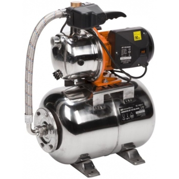 Hidrofor Evo JET 110 EPTO, 900W, vas inox 20 litri, debit 50L/min, capac pompa inox