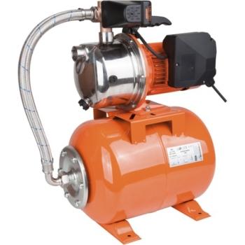 Hidrofor Jet Evotools, 900W, Rezervor 20 Litri, Debit max 50l/min, Adancime max 8m, H max 48m
