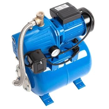 Hidrofor Micul Fermier GF-1880, 750W, 24 Litri volum rezervor, 48 L/min Debit Maxim, 9M Adancime Absorbtie, 46M Inaltime Refulare