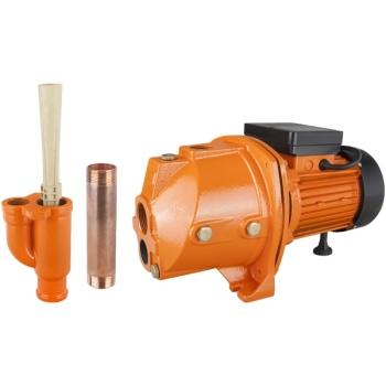 Pompa de suprafata cu autoamorsare, 750 W, - bar, 45 m, 55 l/min, protectie termica, monofazata