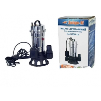 Pompa Apa Murdara din Inox DNIPRO-M 2750W, 16 Metri, 25000 Litri/H