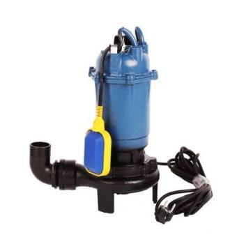 Pompa apa curata/ murdara submersibila cu tocator si plutitor EuroAqua 2.6 Kw, 20000 L/Ora