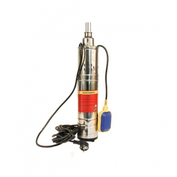 Pompa apa submersibila cu flotor Micul Fermier QGD 3.1, 1.1 kW, 120 m, 50 L/min