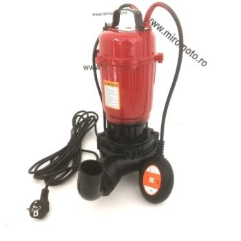 Pompa Submersibila apa murdara cu tocator SWAT 2000W, 16M, 10 M³/H