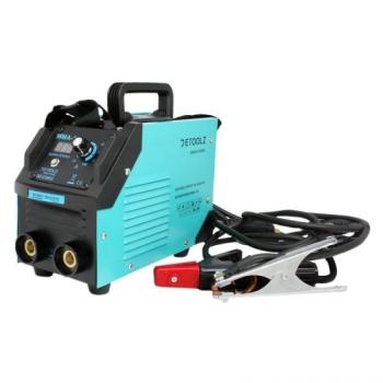 Aparat de sudura invertor DETOOLZ DZ-ES002, 8,1 kVA,  diametru electrod 1,6-5mm