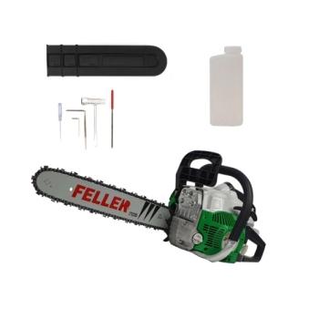Drujba pe Benzina FELLER ECS 400, 5.8 CP (4300 W), 3600 RPM