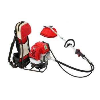 Motocoasa tip rucsac Micul Fermier GF-1550, 4.7 CP, 43 CC, 3200 RPM, 150 cm lungime tija, 0.7 l, benzina, accesorii incluse
