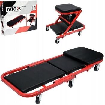Pat Mobil YATO YT-08802, Targa pentru Service Auto 2 in 1