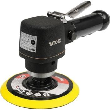 Masina de slefuit pneumatica Yato YT-0967, diametru disc 150 mm