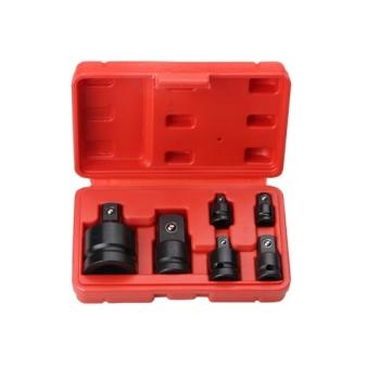 Trusa 6 piese adaptor impact, 1/4 - 1/2 - 3/8 - 3/4