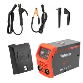 Aparat de sudura Invertor ALMAZ Profi 250A, AZ-ES006, Electrod 1.6-4mm, accesorii incluse