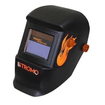 Masca de Sudura Heliomata Stromo SX5000B, DIN 13, Cristale Lichide, Protectie UV