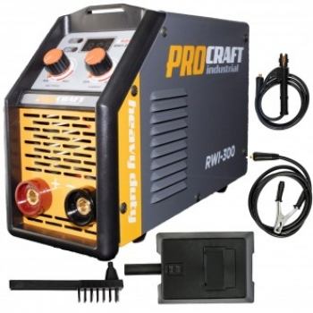 Aparat de sudura MMA ProCraft Industrial RWI 300, 300A, 230V, 20-300A