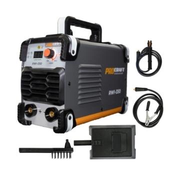 Aparat de Sudura MMA ProCraft Industrial RWI 350, 350A, 230V, 20-350A