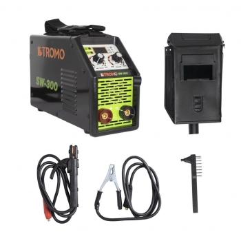 Aparat de sudura tip Invertor STROMO SW300, 300 Ah, accesorii incluse, electrod 1.5-5mm