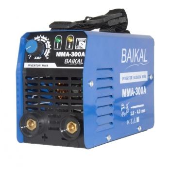 Aparat Sudura tip Invertor BAIKAL MMA 300A Invertor diametru electrod 1.6 - 4 mm