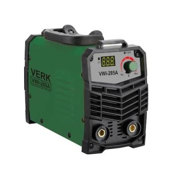Aparat de sudura tip invertor Verk VWI-285A, 285A, sudura tip MMA, diametru maxim electrod 5mm, IGBT, Hot-Start, Anti-Stick