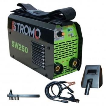 Aparat de sudura STROMO SW250, accesorii incluse, electrod de la 1.6 la 4mm