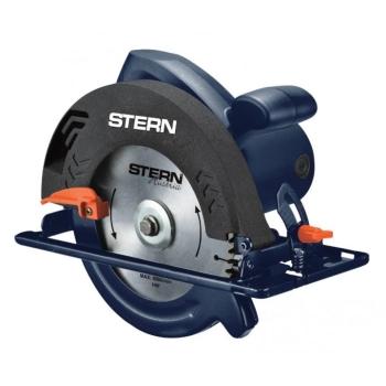 Fierastrau circular STERN AUSTRIA CS185E, 1250 W, 6000 RPM, 185mm