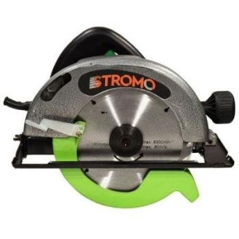 Fierastrau circular STROMO SC2050, 2050W, 185mm, 5000RPM