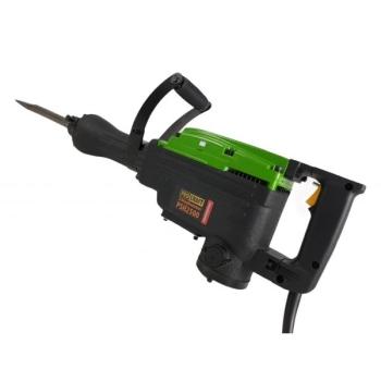 Ciocan Demolator Procraft PSH 2500, 2.5 kW, 48J, 1400 BPM + Carbuni Rezerva + Accesorii