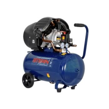 Compresor Stern CO3050A, 3 CP, 50 l, 8 bar, 350 l/min, cu ulei