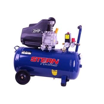 Compresor aer STERN CO2550A, 50 Litri, 1.8 kW, 2.5 CP, 8 Bar, cu ulei