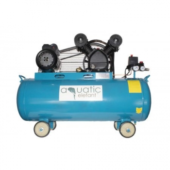 Compresor aer 2.2 KW, 100L, 2850 RPM, Aquatic Elefant XY2065A-100