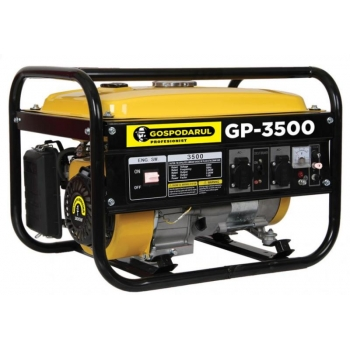 Generator electric pe benzina, Gospodarul Profesionist, GP-3500 ,2800W