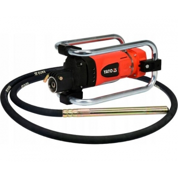 Vibrator pentru Beton 2300W, 35 mm, 4 m, Yato YT-82601