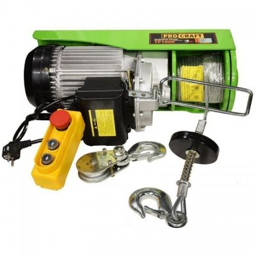 Macara Electrica Procraft Tp1000