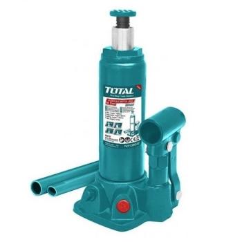 Cric hidraulic auto - butelie - 4 Tone, Total (INDUSTRIAL)