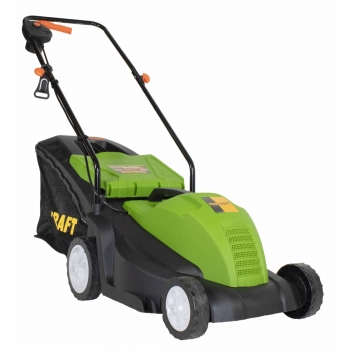 Masina tuns iarba ProCraft NM1800, Electrica, 1800 W, 3500 rot/min, 50 litri, Latime taiere 360 mm