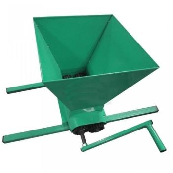 Zdrobitor struguri cu cadru verde, Micul Fermier
