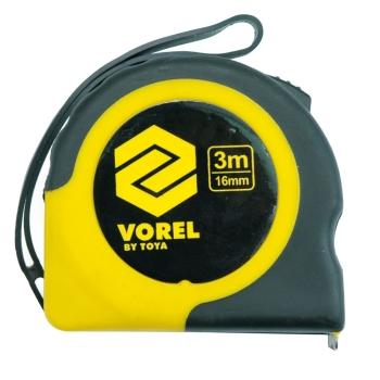 Ruleta Vorel 10106, Lungime 5M, Latime 16mm