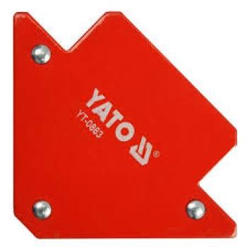 Dispozitiv magnetic fixare pentru sudura, Yato YT-0863