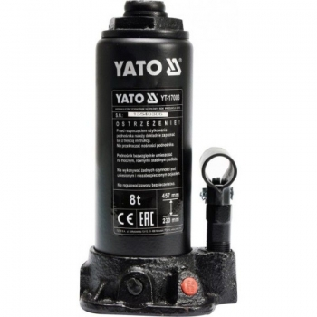 Cric hidraulic de 8 T Yato YT-17003