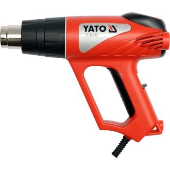 Suflanta aer cald YATO, termostat analogic, accesorii, 2000W YT-82292
