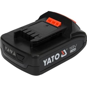 YATO Acumulator YATO, Li-Ion, 18V, 2Ah (YT-82842)