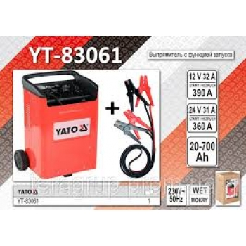 Redresor Robot Pornire Auto 12V-24V,20-700Ah YT-83061