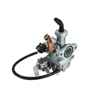 Carburator ATV 50cc, 70cc, 110cc, 125cc - cu robinet si actionare cu soc prin cablu