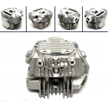 Chiulasa completa ATV 107cc, 110cc 4 Timpi (52.4mm)