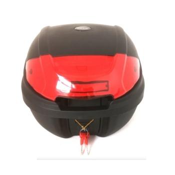 Portbagaj Moto Scuter pentru o singura casca, 36 Litri