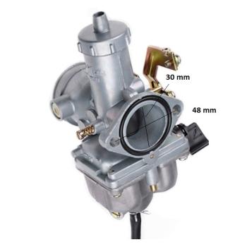 Carburator ATV 200cc, 250cc (PZ 30), Soc pe Cablu
