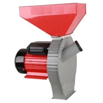 Moara Electrica pentru Furaje Pandora, 3.8kW, 4.7 CP, 200 kg/h, 3500 RPM, Cuva Mare