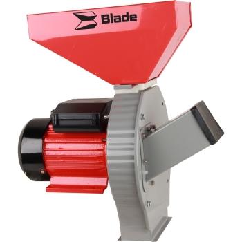 Moara electrica pentru cereale si furaje Blade Model A, 2.7KW Bobinaj Cupru